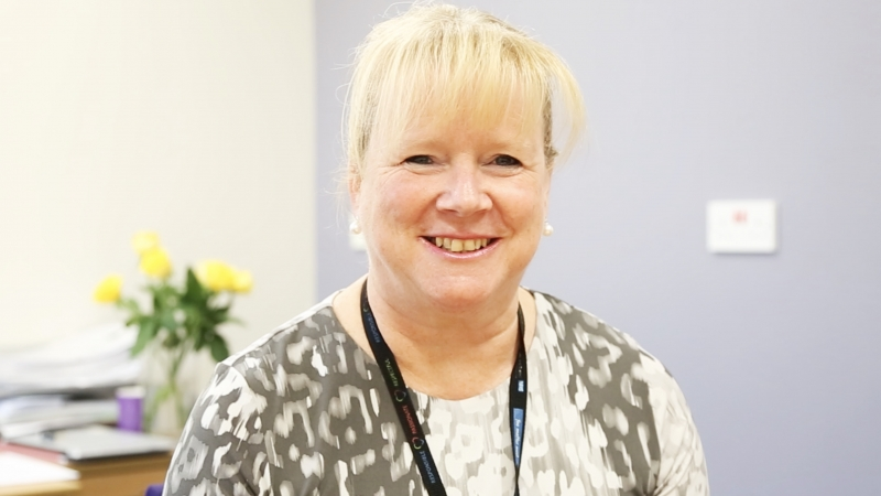 Jill Foster Chief Nurse