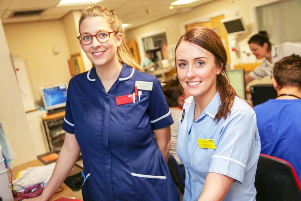 HDFT MAU Nurses